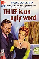 Thief is an Ugly Word